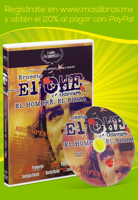 Ernesto EL CHE Guevara El Hombre, El Final en DVD