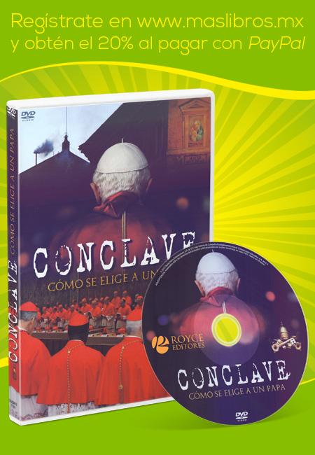 El Cónclave: Cómo se elige a un Papa en DVD
