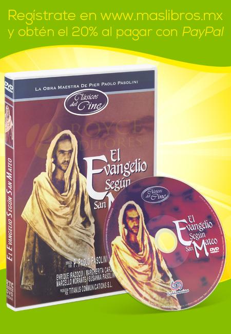 El Evangelio Según San Mateo en DVD