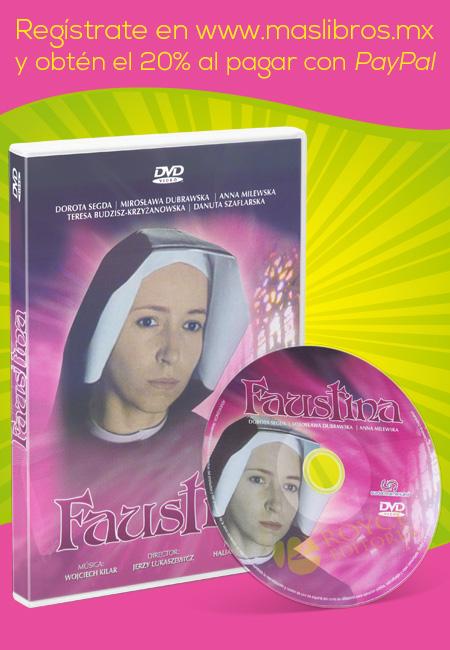 Faustina en DVD