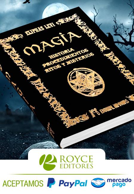 MAGIA Historia, Procedimientos, Ritos y Misterios