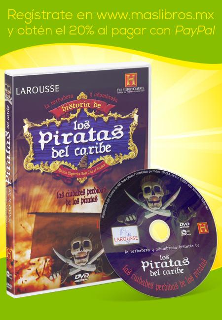 Los Piratas del Caribe en DVD