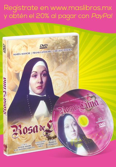 Rosa de Lima en DVD